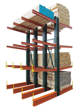 Structural Cantilever Rack Specialized Storage