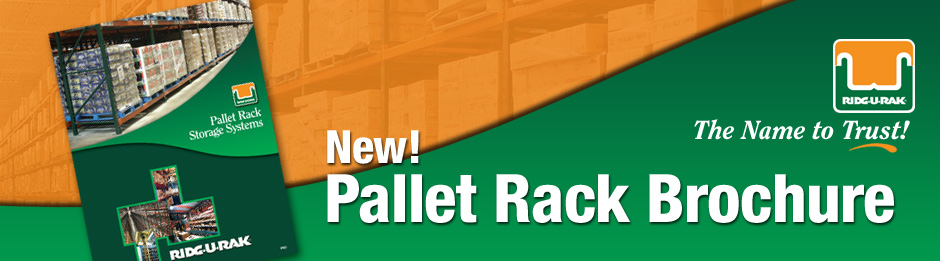 New Pallet Rack Brochure