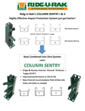 Column Sentry Reinforced Rack