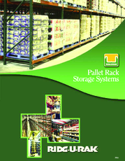 Pallet Rack Brochure, 16-pages