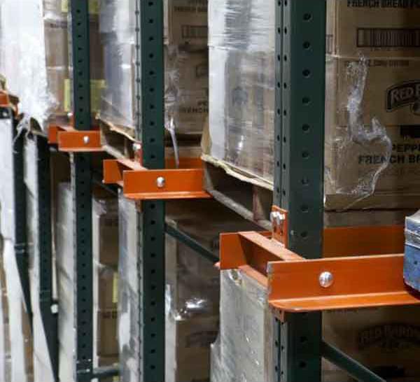 High Density Pallet Rack - Ridg-U-Rak